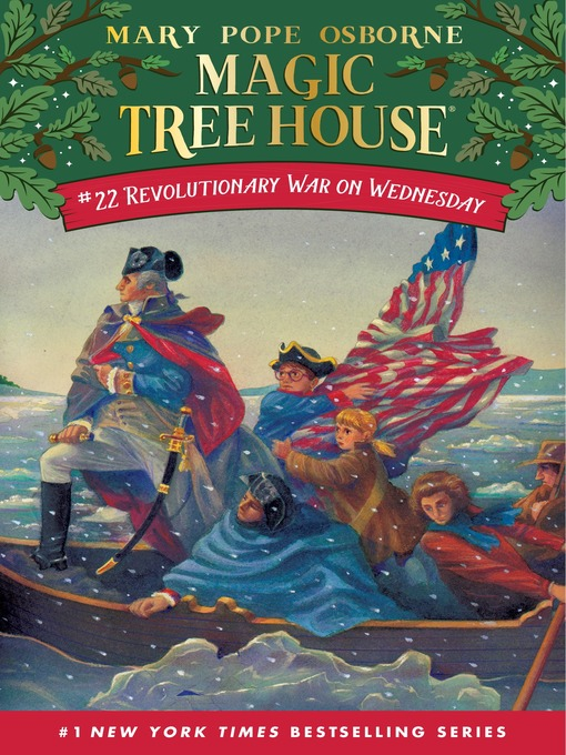 Title details for Revolutionary War on Wednesday by Mary Pope Osborne - Available