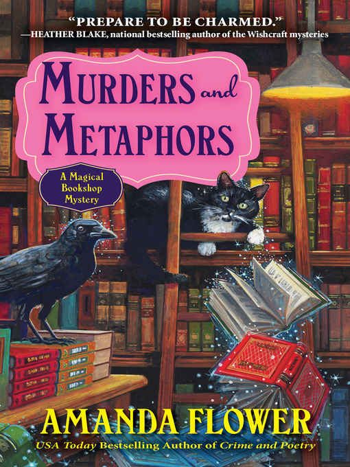 Title details for Murders and Metaphors by Amanda Flower - Available