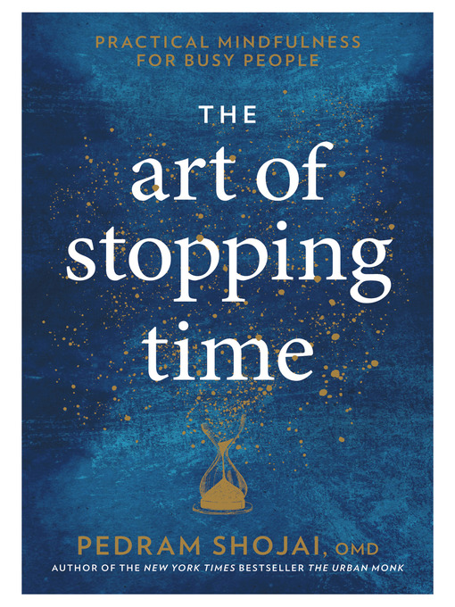 Title details for The Art of Stopping Time by Pedram Shojai - Wait list