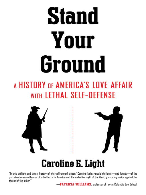 Title details for Stand Your Ground by Caroline Light - Wait list