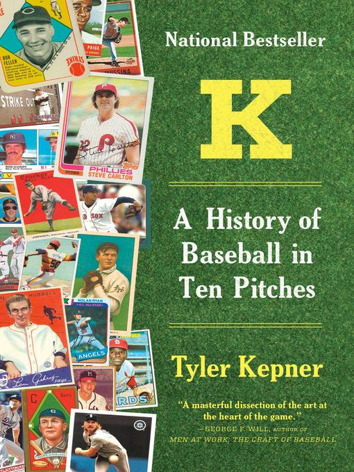 Title details for K by Tyler Kepner - Wait list