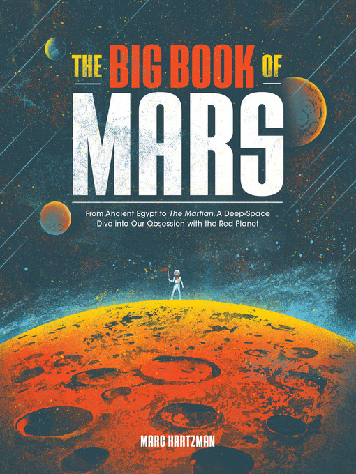 Title details for The Big Book of Mars by Marc Hartzman - Available