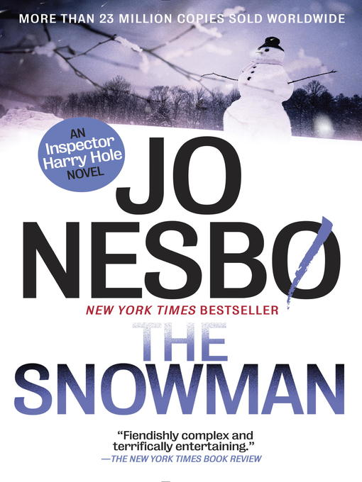 Title details for The Snowman by Jo Nesbo - Wait list