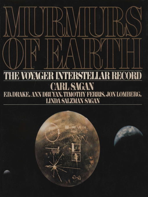 Title details for Murmurs of Earth by Carl Sagan - Available