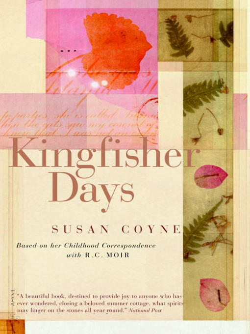 Cover of Kingfisher Days