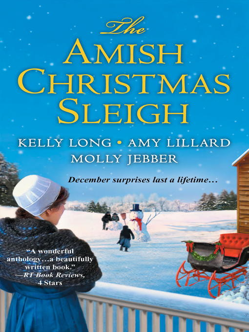 Title details for The Amish Christmas Sleigh by Kelly Long - Wait list