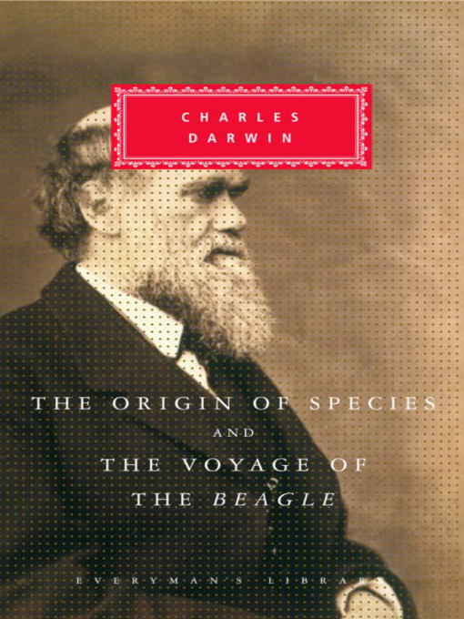Cover of The Origin of Species and the Voyage of the 'Beagle'