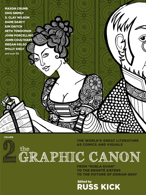 Title details for The Graphic Canon, Volume 2 by Russ Kick - Wait list