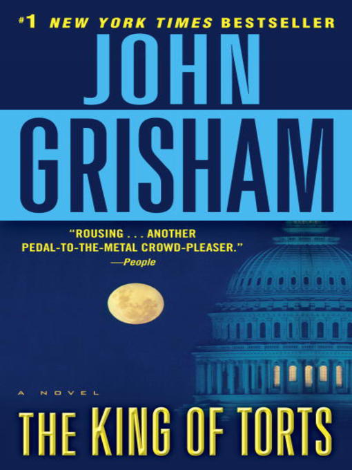 Title details for The King of Torts by John Grisham - Wait list