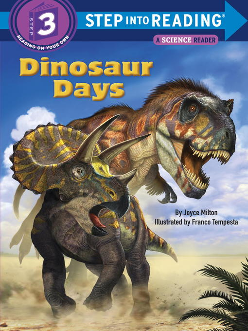 Title details for Dinosaur Days by Joyce Milton - Available