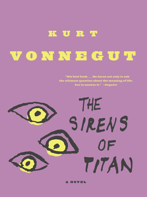 Title details for The Sirens of Titan by Kurt Vonnegut - Available