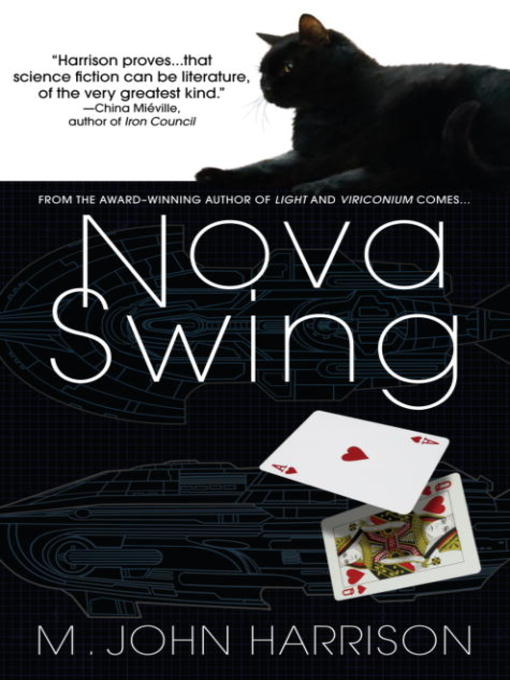 Cover of Nova Swing