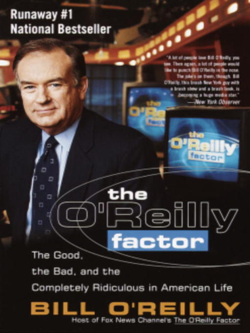 Title details for The O'Reilly Factor by Bill O'Reilly - Available