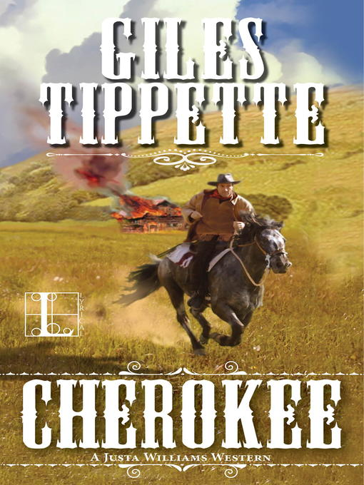 Title details for Cherokee by Giles Tippette - Available