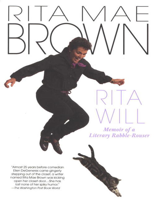 Title details for Rita Will by Rita Mae Brown - Available