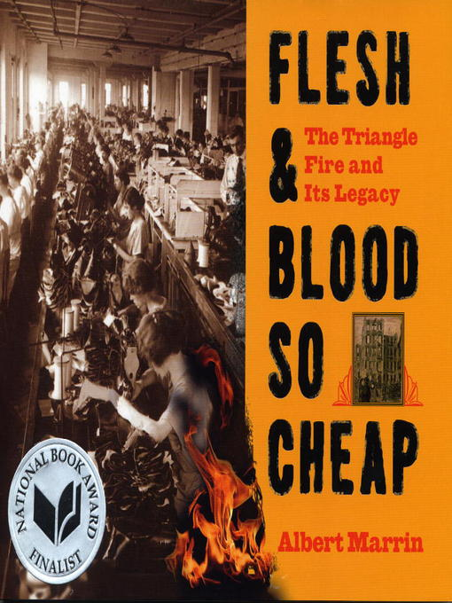 Title details for Flesh and Blood So Cheap by Albert Marrin - Available