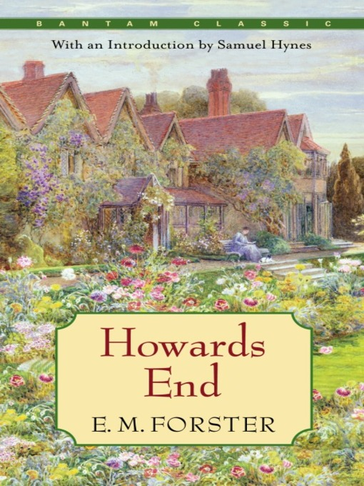 Title details for Howards End by E.M. Forster - Wait list