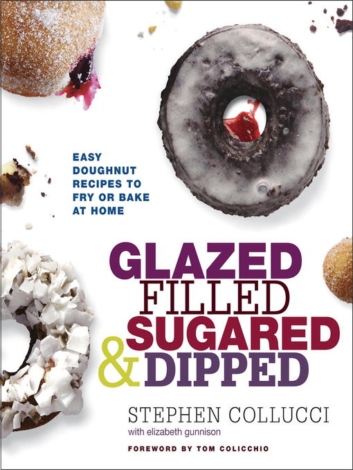 Cover image for Glazed, Filled, Sugared & Dipped