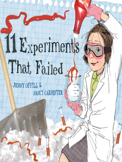 Title details for 11 Experiments That Failed by Jenny Offill - Available