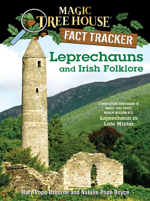 Title details for Leprechauns and Irish Folklore by Mary Pope Osborne - Available