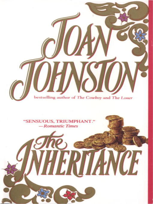 Title details for The Inheritance by Joan Johnston - Wait list