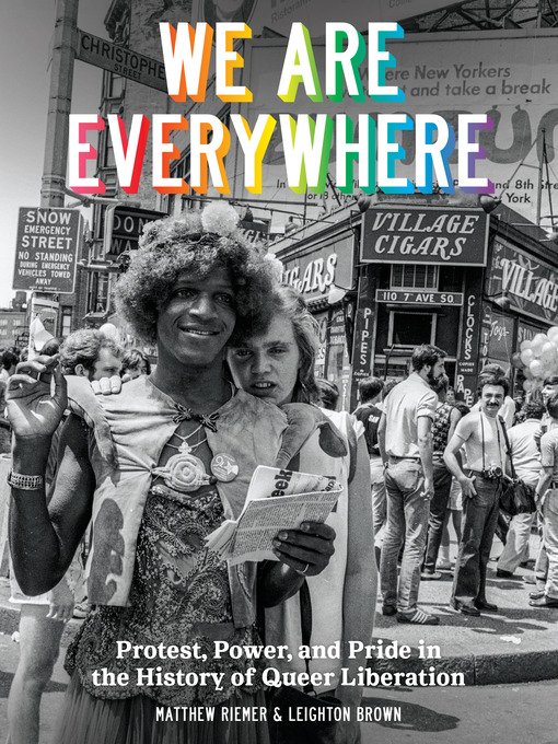 Title details for We Are Everywhere by Matthew Riemer - Available
