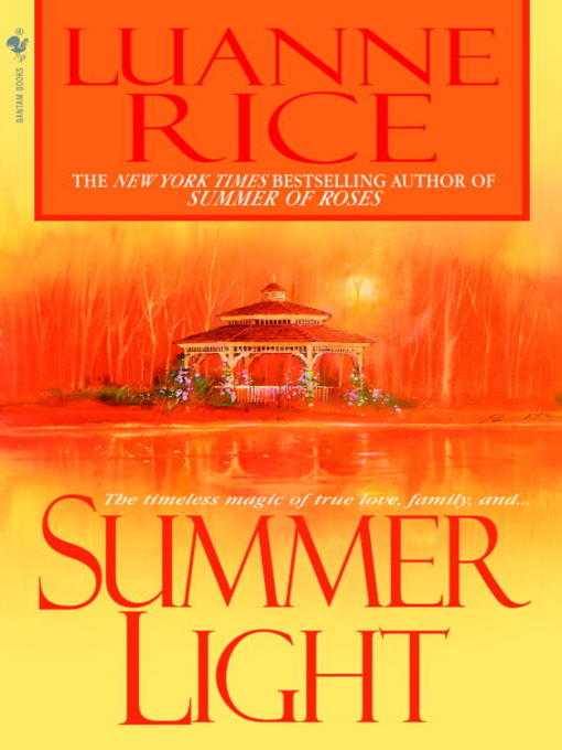 Title details for Summer Light by Luanne Rice - Available