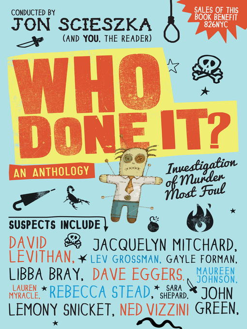 Title details for Who Done It? by Jon Scieszka - Available