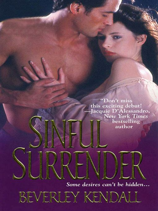 Title details for Sinful Surrender by Beverley Kendall - Available