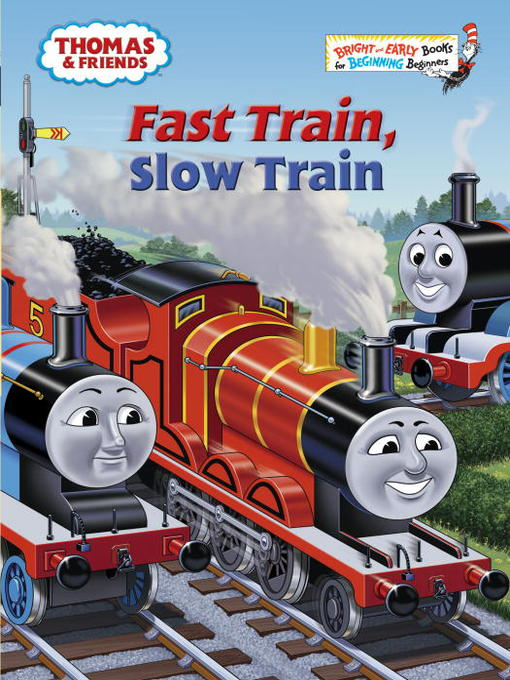 Title details for Fast Train, Slow Train (Thomas & Friends) by Rev. W. Awdry - Wait list