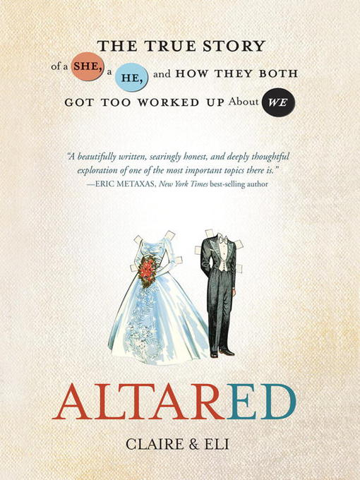 Title details for Altared by Claire - Available