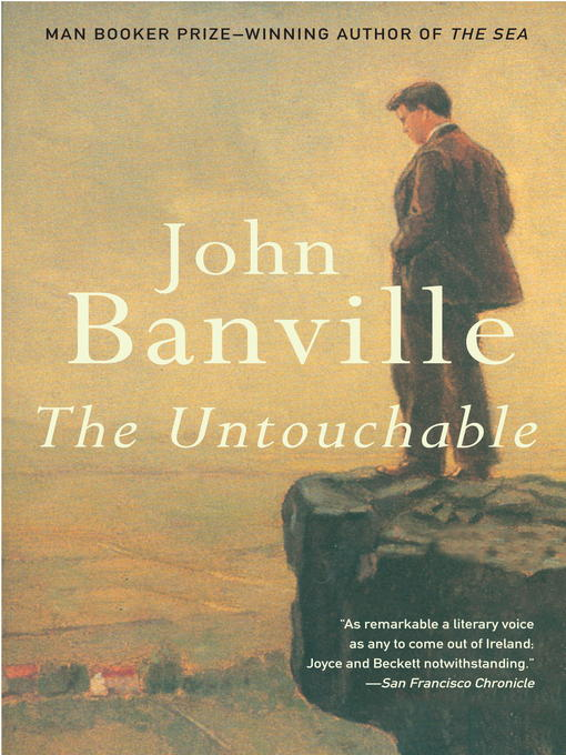 Title details for The Untouchable by John Banville - Wait list