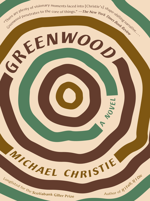 Title details for Greenwood by Michael Christie - Available