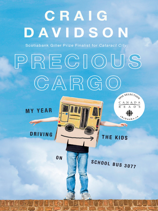 Title details for Precious Cargo by Craig Davidson - Wait list