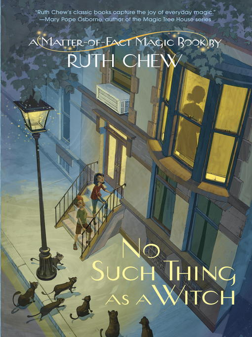 Title details for A Matter-of-Fact Magic Book by Ruth Chew - Available