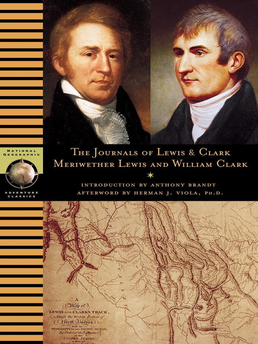 Title details for The Journals of Lewis and Clark by Meriwether Lewis - Available