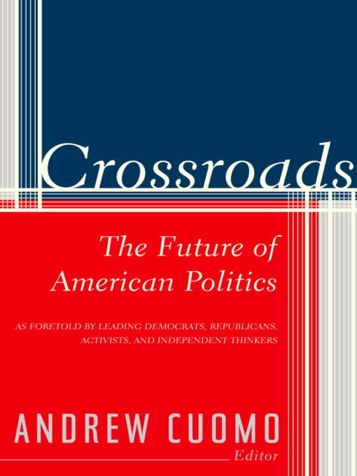 Title details for Crossroads by Andrew Cuomo - Available