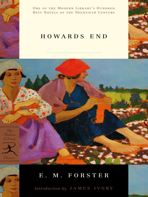 Title details for Howards End by E.M. Forster - Available