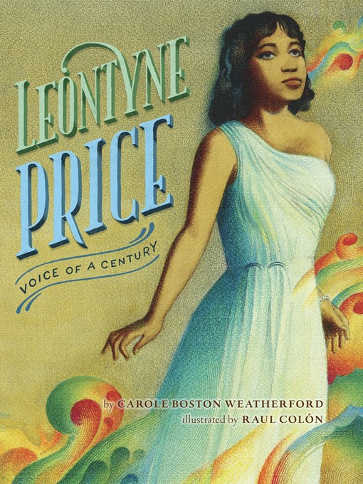 Title details for Leontyne Price by Carole Boston Weatherford - Wait list