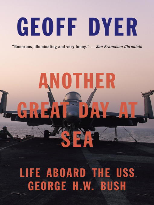 Title details for Another Great Day at Sea by Geoff Dyer - Available
