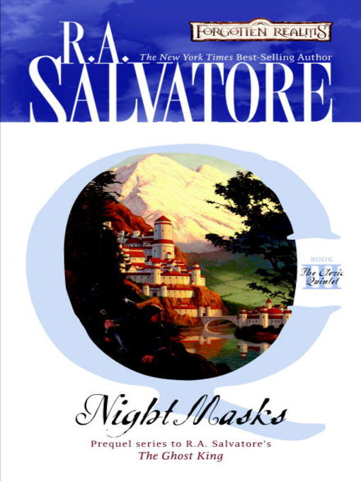 an analysis of the series of novels the cleric quintet by ra salvatore