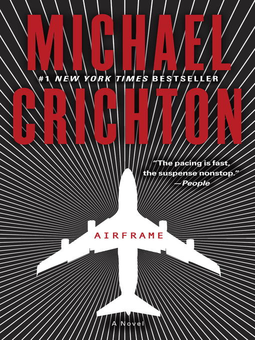 Title details for Airframe by Michael Crichton - Available