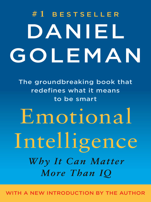Title details for Emotional Intelligence by Daniel Goleman - Available