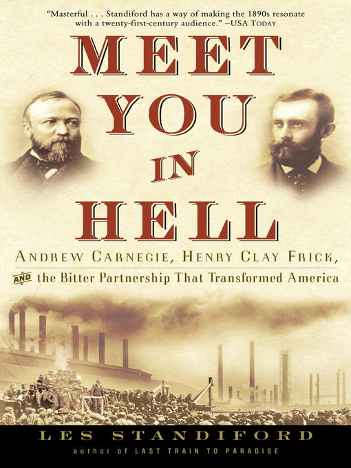 Title details for Meet You in Hell by Les Standiford - Available