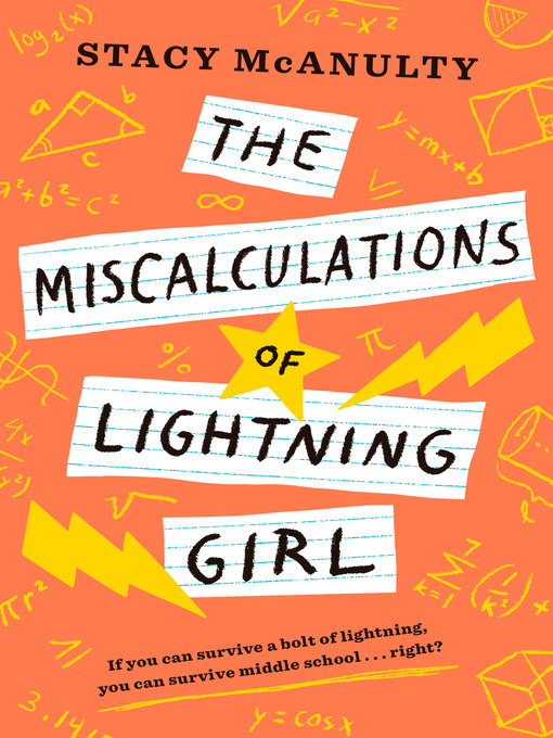 Cover image for The Miscalculations of Lightning Girl