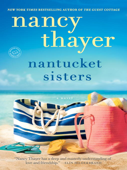 Title details for Nantucket Sisters by Nancy Thayer - Wait list