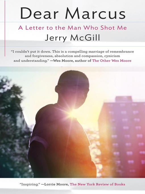Title details for Dear Marcus by Jerry McGill - Available