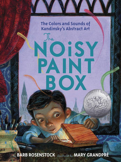 Cover image for The Noisy Paint Box