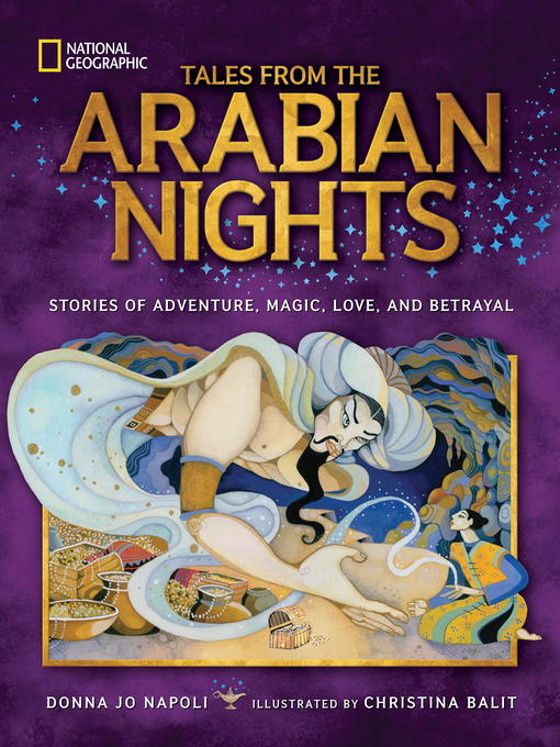 Title details for Tales From the Arabian Nights by Donna Jo Napoli - Wait list