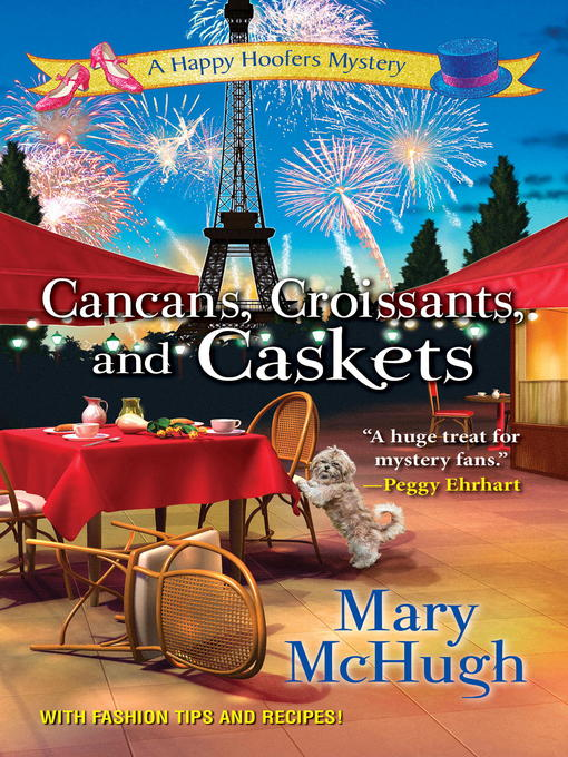 Title details for Cancans, Croissants, and Caskets by Mary McHugh - Wait list